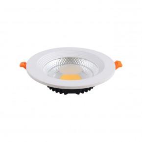 Oprawy-sufitowe - lampa downlight wpuszczana 5w vo1891 volteno