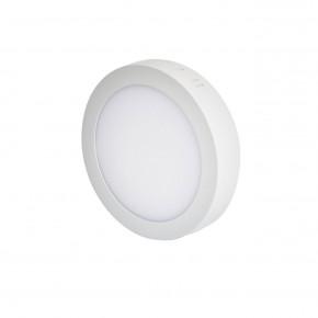 Oprawy-sufitowe - okrągła natynkowa oprawa sufitowa downlight 12w volteno