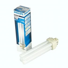 Swietlowki - świetlówka kompaktowa niezintegrowana ściemnialna pl-c 18w/840/4p philips