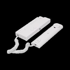 Domofony - zestaw domofonowy dwurodzinny natynkowy sagitta multi or-dom-sg-919 orno