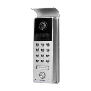 Wideodomofony - zestaw wideodomofonowy na kod ceres 7 or-vid-me-1056/w orno