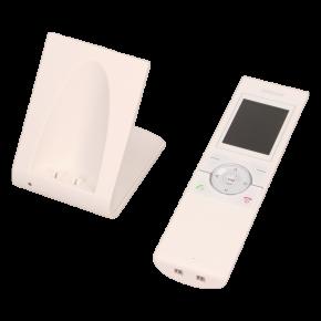 Wideodomofony - bezprzewodowy zestaw wideodomofonowy semis memo 2,4 or-vid-xe-1051/w orno