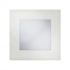 Oprawy-sufitowe - dekoracyjna oprawa podtynkowa biały kwadrat smd led milton led d 6w 5700k 02117 ideus
