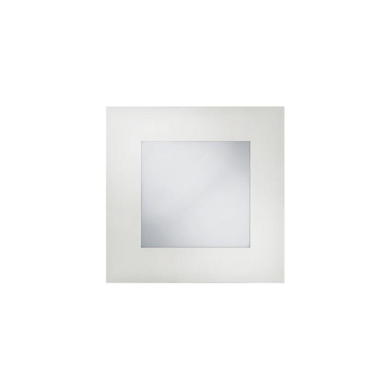 Oprawy-sufitowe - dekoracyjna oprawa podtynkowa biały kwadrat smd led milton led d 6w 5700k 02117 ideus firmy IDEUS - STRUHM