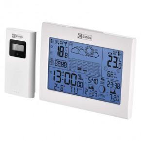 Termometry-i-stacje-pogodowe - stacja pogodowa z czujnikiem bezprzewodowym 60m e8835 emos