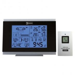 Termometry-i-stacje-pogodowe - stacja pogodowa na baterie z czujnikiem bezprzewodowym aok-5018b emos