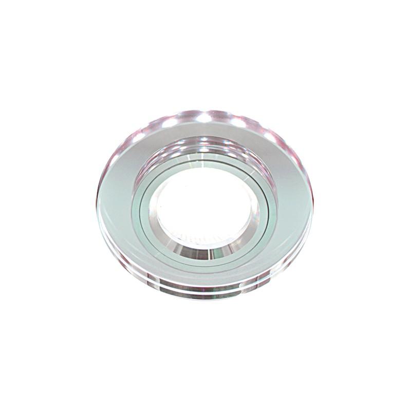 Oprawy-sufitowe - sufitowa oprawa punktowa smd led riana led c chrome 6500k 02918 ideus firmy IDEUS - STRUHM