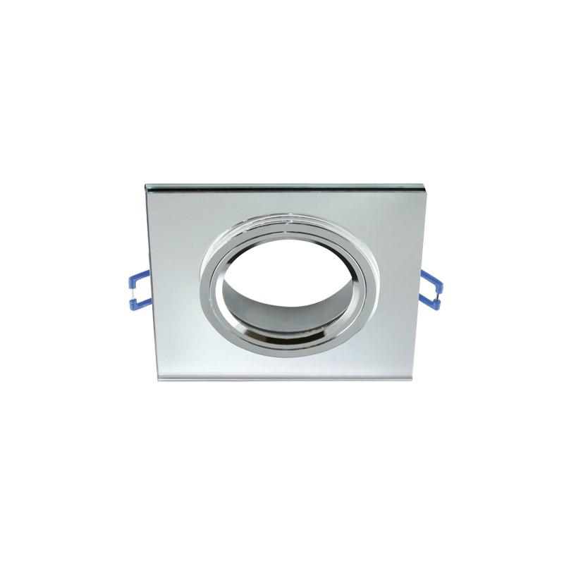 Oprawy-sufitowe - ozdobny pierścień podtynkowy selena d clear 03596 ideus firmy IDEUS - STRUHM