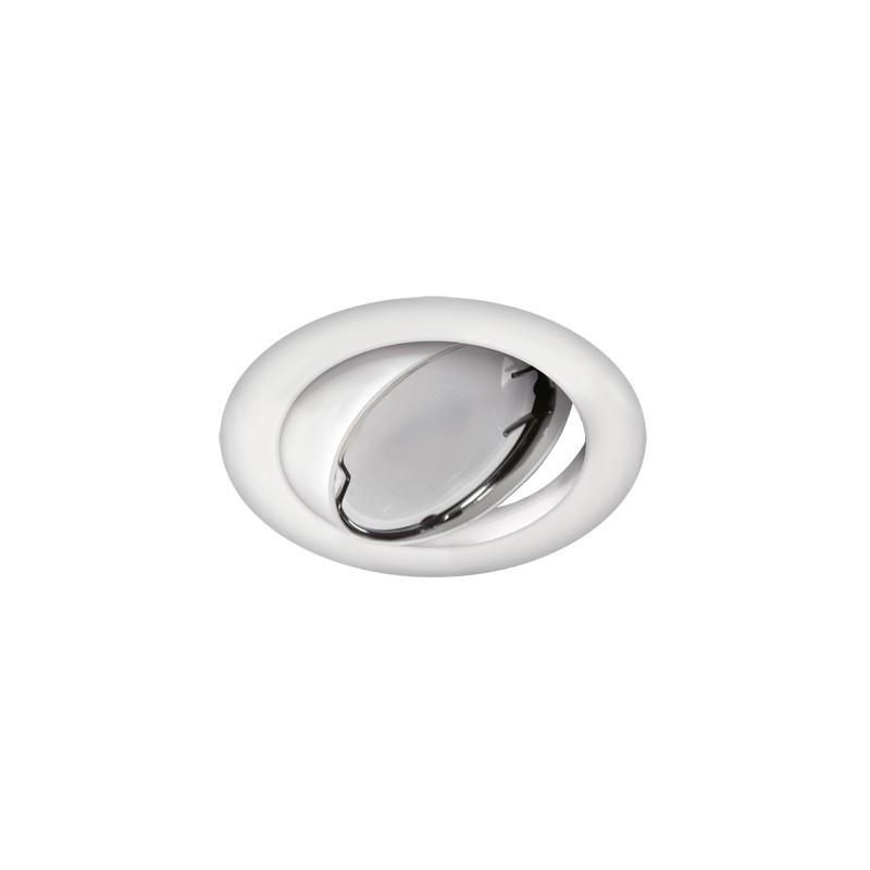 Oprawy-sufitowe - punktowa oprawa podtynkowa biała oktan c 03675 ideus firmy IDEUS - STRUHM