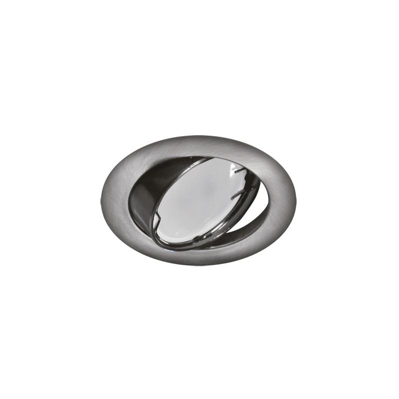 Oprawy-sufitowe - ruchoma oprawa sufitowa mat chrom oktan c 03674 ideus firmy IDEUS - STRUHM