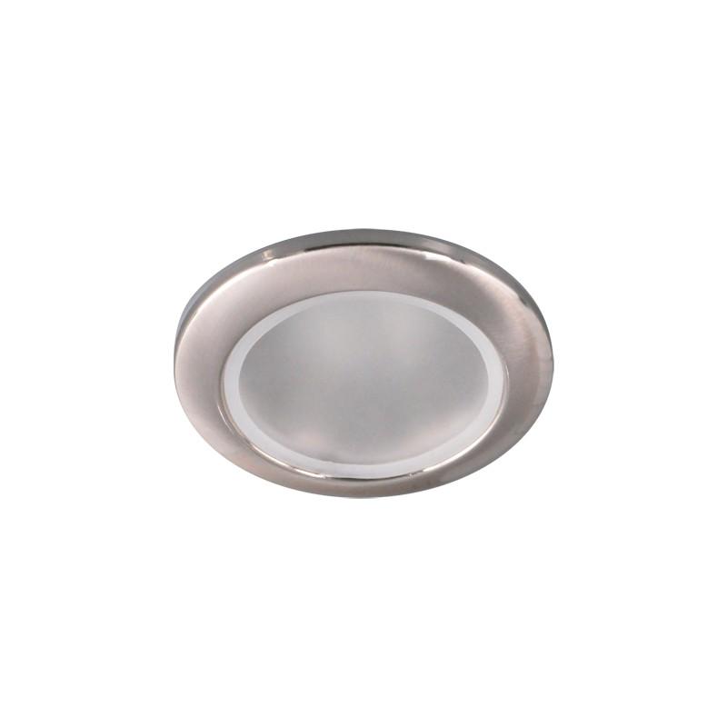 Oprawy-sufitowe - sufitowa oprawa punktowa viki c mat chrome 03182 ideus firmy IDEUS - STRUHM