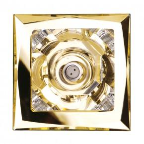 Oprawy-sufitowe - sufitowa oprawa punktowa żółta nufer hl800 01334 ideus