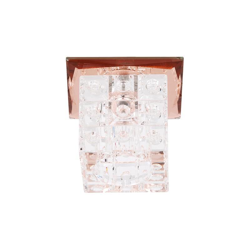 Oprawy-sufitowe - sufitowa oprawa punktowa brązowa lilyum hl805 02107 ideus firmy IDEUS - STRUHM