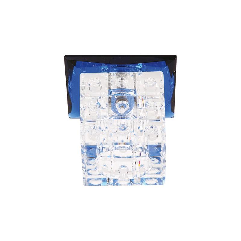 Oprawy-sufitowe - dekoracyjna oprawa sufitowa niebieska lilyum hl805 02105 ideus firmy IDEUS - STRUHM