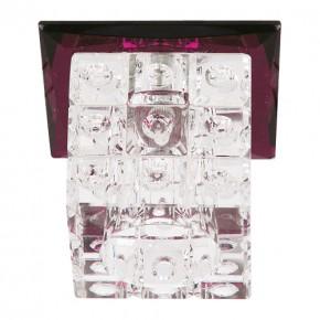 Oprawy-sufitowe - punktowa oprawa sufitowa lilyum hl805 purple 02108 ideus