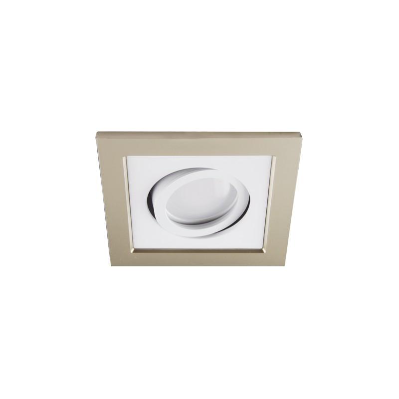 Oprawy-sufitowe - punktowa oprawa sufitowa beżowo-biała borys d 03220 ideus firmy IDEUS - STRUHM