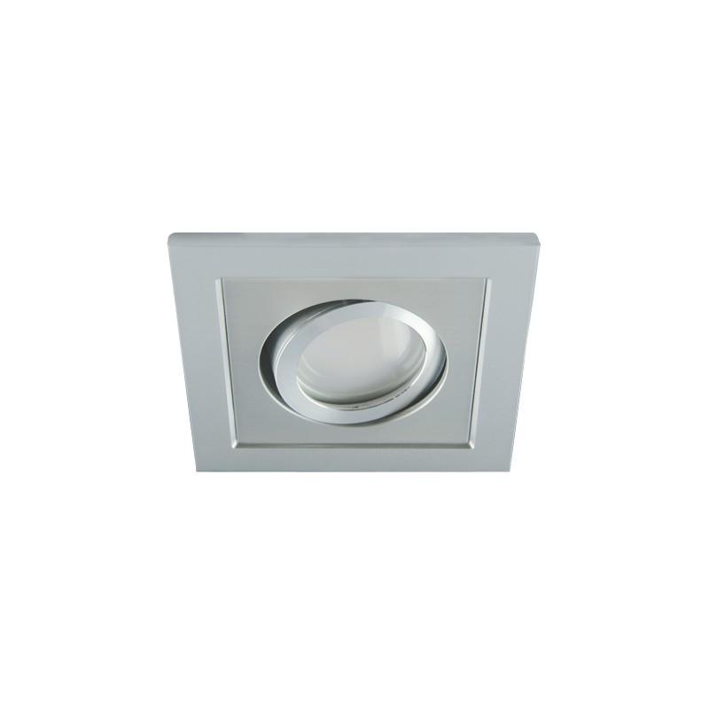 Oprawy-sufitowe - sufitowa oprawa punktowa srebrna borys d 03218 ideus firmy IDEUS - STRUHM