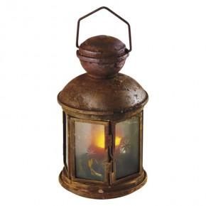 Latarenki-ogrodowe - lampion led vintage 21cm 3× aa ip20, ww, timer emos - 1534197700