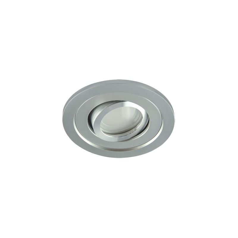 Oprawy-sufitowe - ruchoma oprawa sufitowa srebrna borys c 03224 ideus firmy IDEUS - STRUHM