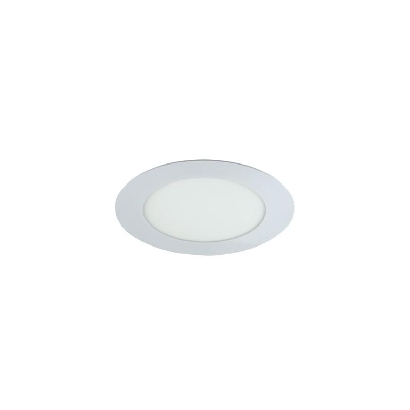 Oprawy-sufitowe - oprawa sufitowa biała smd led slim led c 6w 2700k 02810 ideus firmy IDEUS - STRUHM