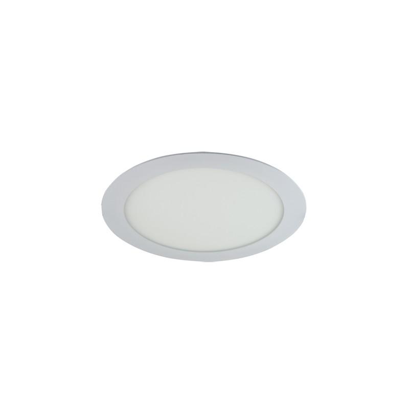 Oprawy-sufitowe - punktowe oczko sufitowe downlight białe smd led slim led c 12w 6500k 02486 ideus firmy IDEUS - STRUHM