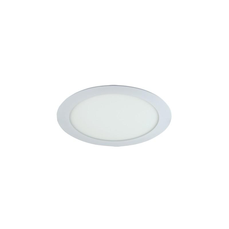 Oprawy-sufitowe - oprawa sufitowa typu downlight biała smd led slim led c 15w 6500k 02813 ideus firmy IDEUS - STRUHM