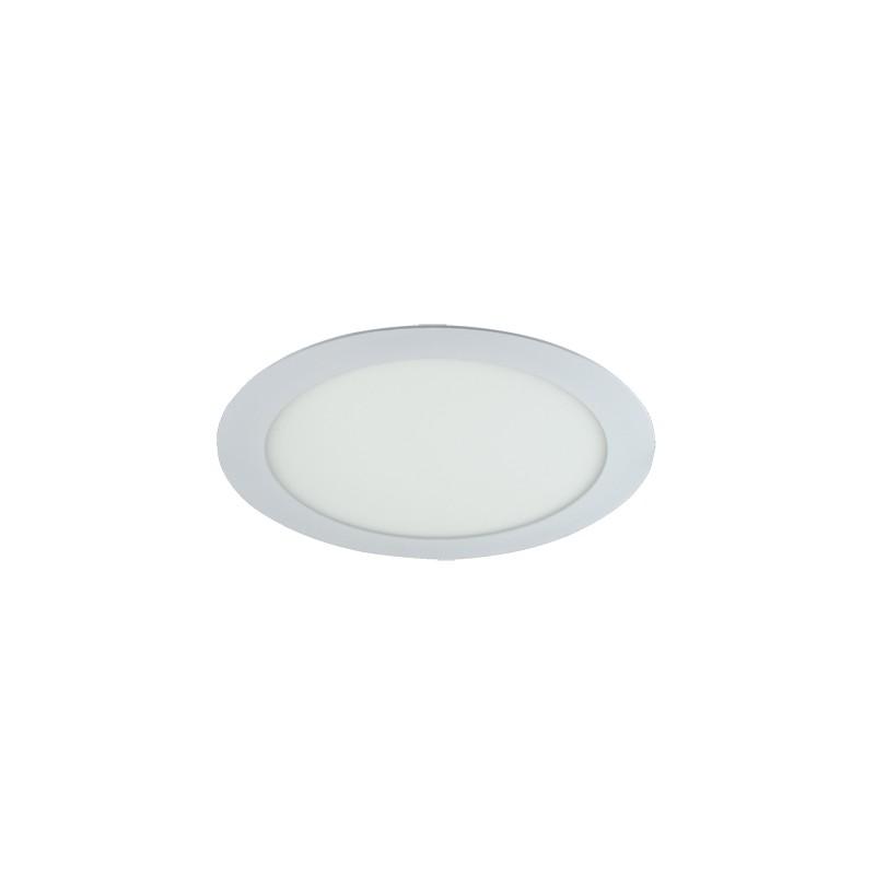 Oprawy-sufitowe - oświetlenie sufitowe downlight białe smd led slim led c 18w 2700k 02487 ideus firmy IDEUS - STRUHM