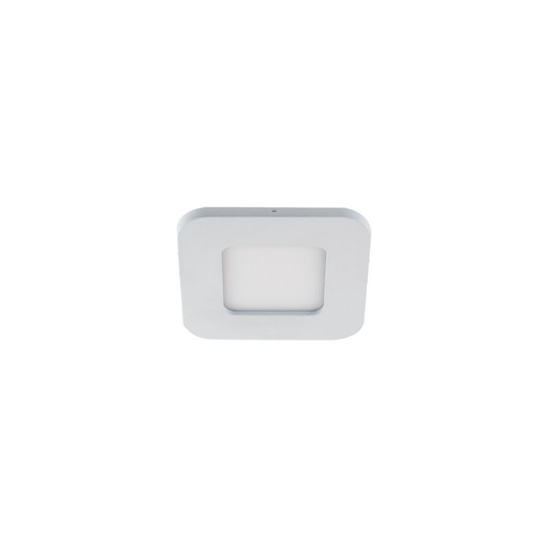 Oprawy-sufitowe - biała oprawa dekoracyjna smd led slim iron led d 3w 4000k 03536 ideus firmy IDEUS - STRUHM