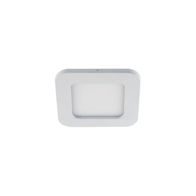 Oprawy-sufitowe - biała oprawa dekoracyjna smd led slim iron led d 6w 4000k 03571 ideus firmy IDEUS - STRUHM