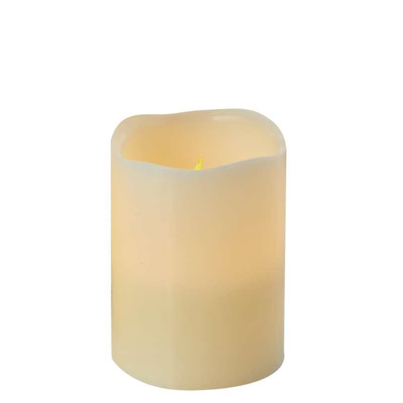 Oswietlenie-choinkowe - świeca led dekoracyjna na baterie 10cm 3xaaa+timer zy2146 emos firmy EMOS