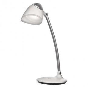 Lampki-biurkowe - lampa biurkowa led carla biała emos - 1538151000