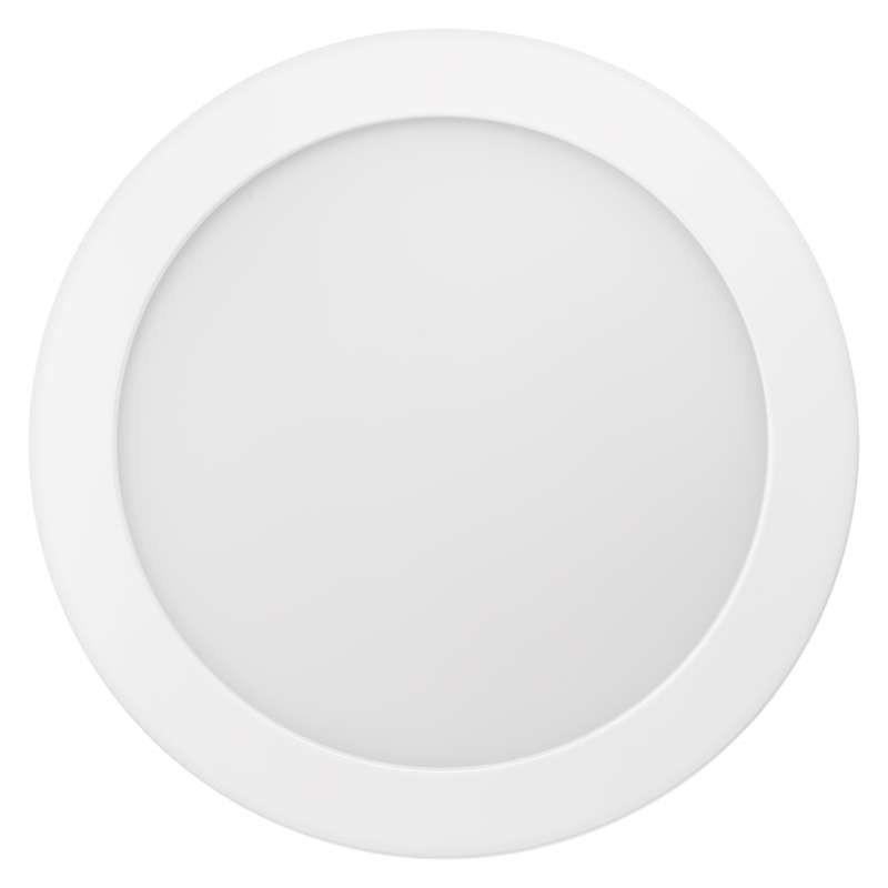 Plafony - oprawa led okrągła 18w ip20 ciepła biel emos - 1539051030 firmy EMOS