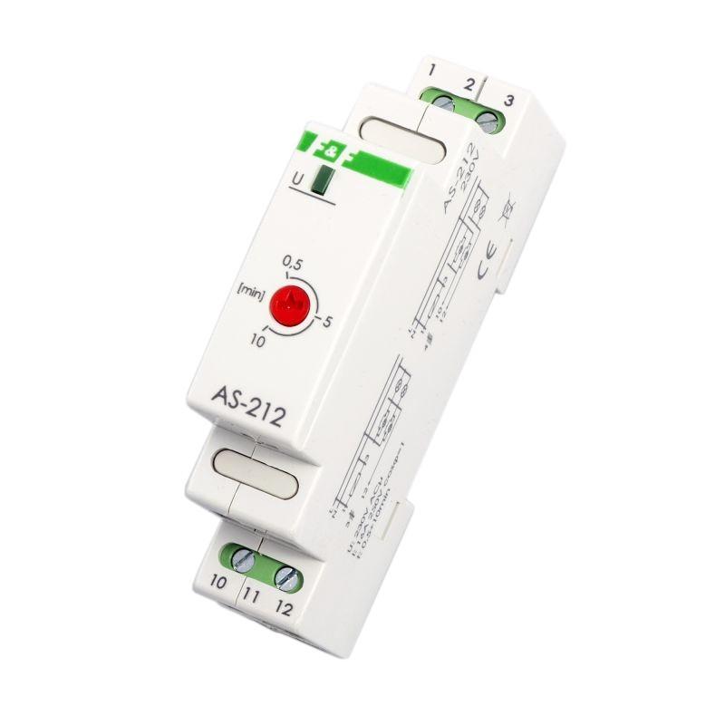 Automaty-schodowe - automat schodowy wyłącznik czasowy as 212 f&f firmy F&F