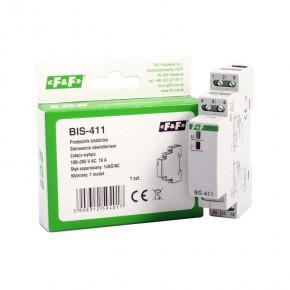 Przekazniki-bistabilne - bis-411 elektroniczny przekaźnik bistabilny impulsowy 230v sterowanie oświetleniem f&f