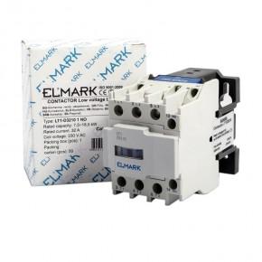 Styczniki - stycznik  32a elmark  lt1-d3210 1 no