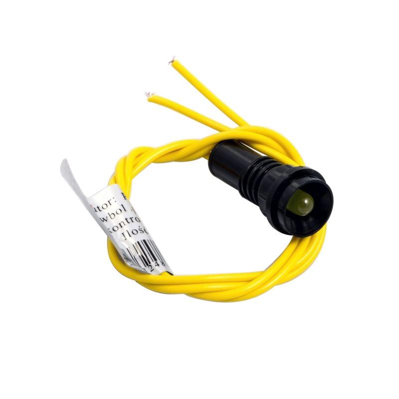 Lampki-kontrolne - d.3305 lampka kontrolna 5/250v żółta pawbol firmy PAWBOL