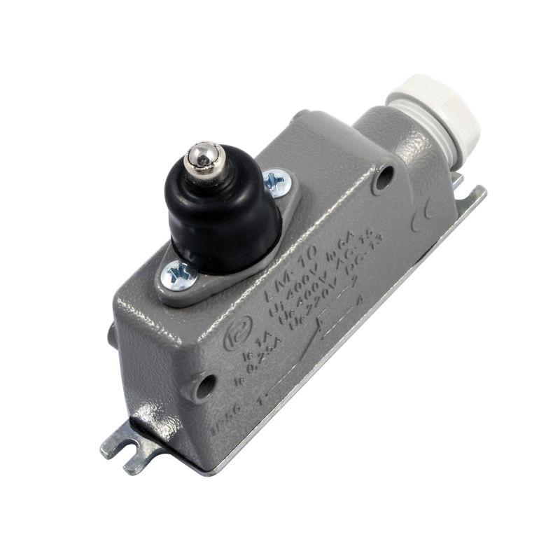 Wylaczniki-krancowe - wyłącznik krańcowy miniaturowy lm-10 sn promet firmy PROMET