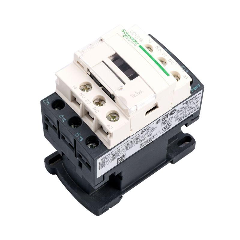 Styczniki - stycznik mocy 18a 230v ac lc1d18p7 schneider electric firmy Schneider Electric