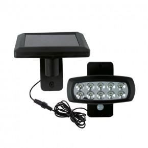 Naświetlacz solarny LED z...