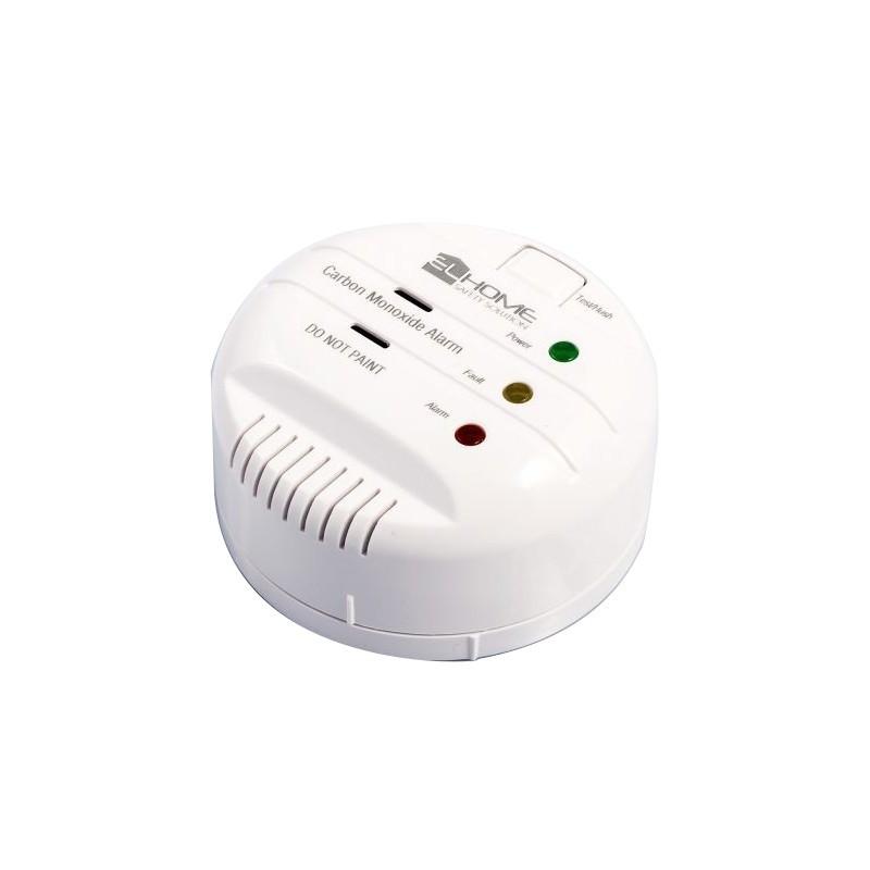 Czujniki-czadu - czujnik czadu mini el home cd-50b8  2xaaa 3v eura-tech firmy EURA TECH