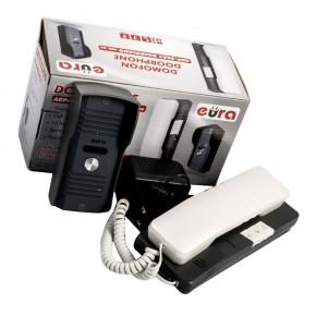 Domofony - prosty domofon eura słuchawkowy adp-20a3 guardiano nowa wersja