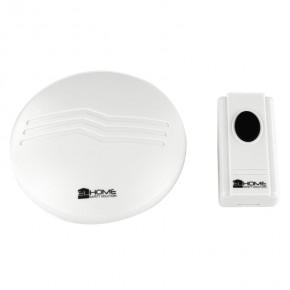Dzwonki-do-drzwi-bezprzewodowe - dzwonek bezprzewodowy na baterie aa 70m wdp-05c8 aria eura
