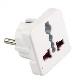 Adapter sieciowy z wtykiem...
