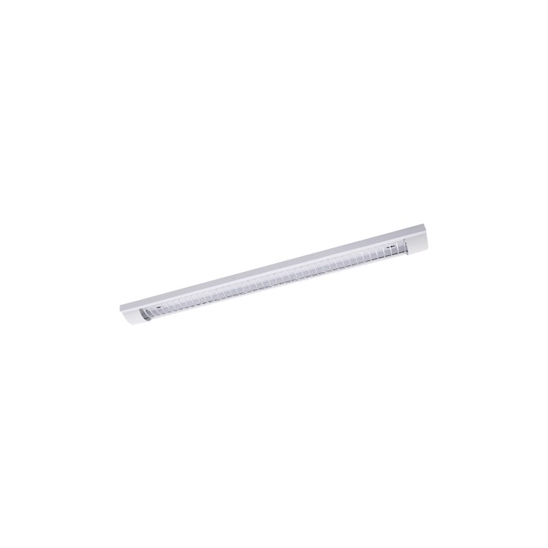 Oprawy-sufitowe - liniowa oprawa oświetleniowa pogo led 2x36w grill 03685 ideus firmy IDEUS - STRUHM