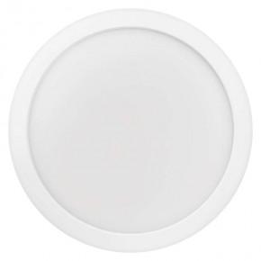 Plafon LED w kolorze białym...