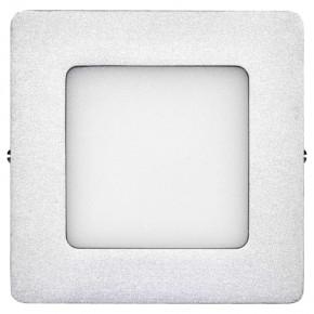 Plafony - oprawa led kwadratowa 6w ip20 neutralna biel emos - 1539067140