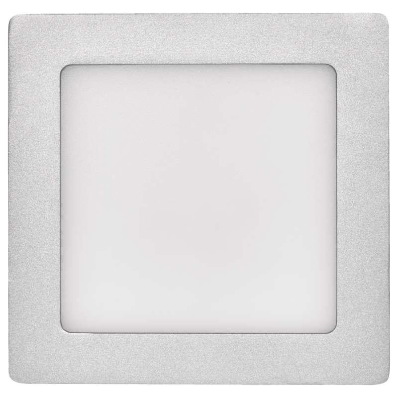 Plafony - oprawa led kwadratowa 12w ip20 neutralna biel emos - 1539067150 firmy EMOS