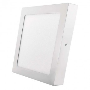Plafony - oprawa led kwadratowa 18w ip20 neutralna biel emos - 1539063060