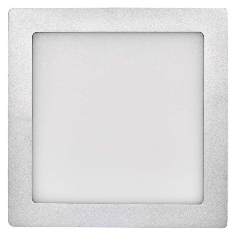 Plafony - oprawa led kwadratowa 18w ip20 neutralna biel emos - 1539067160 firmy EMOS