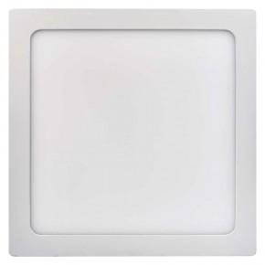 Plafony - oprawa led kwadratowa 24w ip20 neutralna biel emos - 1539063070